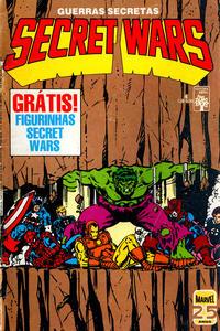Cover Thumbnail for Secret Wars (Guerras Secretas) (Editora Abril, 1986 series) #4