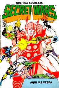 Cover Thumbnail for Secret Wars (Guerras Secretas) (Editora Abril, 1986 series) #7