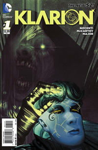 Cover Thumbnail for Klarion (DC, 2014 series) #1 [Frazer Irving Cover]