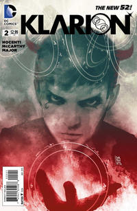 Cover Thumbnail for Klarion (DC, 2014 series) #2 [Andrea Sorrentino Cover]