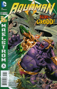 Cover Thumbnail for Aquaman (DC, 2011 series) #37 [Direct Sales]