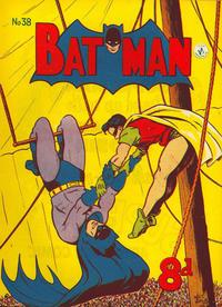 Cover Thumbnail for Batman (K. G. Murray, 1950 series) #38