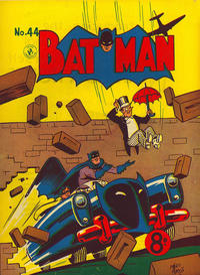 Cover Thumbnail for Batman (K. G. Murray, 1950 series) #44