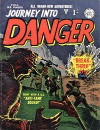 Cover Thumbnail for Journey into Danger (Alan Class, 1965 ? series) #1
