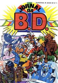 Cover Thumbnail for Jornal da B.D. (Sojornal, 1982 series) #1