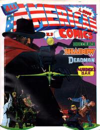 Cover Thumbnail for All American Comics (Comic Art, 1989 series) #3