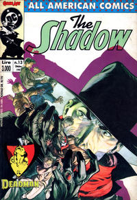 Cover Thumbnail for All American Comics (Comic Art, 1989 series) #13