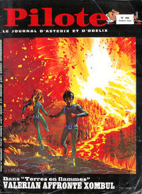 Cover Thumbnail for Pilote (Dargaud, 1960 series) #492