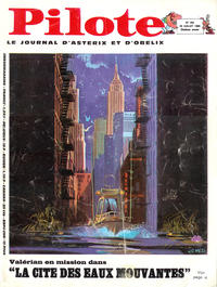 Cover Thumbnail for Pilote (Dargaud, 1960 series) #455