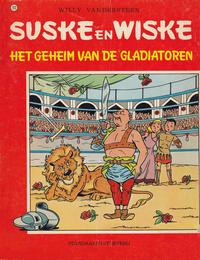 Cover Thumbnail for Suske en Wiske (Standaard Uitgeverij, 1967 series) #113 - Het geheim van de gladiatoren