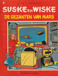 Cover Thumbnail for Suske en Wiske (Standaard Uitgeverij, 1967 series) #115 - De gezanten van Mars