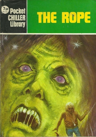 Cover for Pocket Chiller Library (Thorpe & Porter, 1971 series) #56