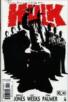Cover for Incredible Hulk (Marvel, 2000 series) #42 [Direct Edition]