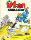 Cover for 91:an Karlsson [julalbum] (Semic, 1981 series) #1984