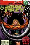 Cover for Birds of Prey (DC, 1999 series) #36