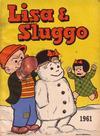 Cover for Lisa och Sluggo (Åhlén & Åkerlunds, 1950 series) #1961