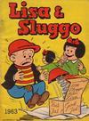 Cover for Lisa och Sluggo (Åhlén & Åkerlunds, 1950 series) #1963