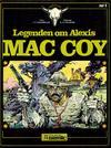 Cover for Mac Coy (Semic, 1978 series) #1 - Legenden om Alexis Mac Coy