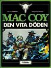 Cover for Mac Coy (Semic, 1978 series) #3 - Den vita döden