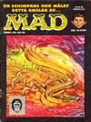 Cover for Mad (Williams Förlags AB, 1960 series) #2/1961
