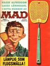 Cover for Mad (Williams Förlags AB, 1960 series) #3/1961