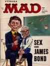 Cover for Mad (Williams Förlags AB, 1960 series) #7/1965