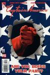Cover for Captain America (Marvel, 2002 series) #3 [Direct Edition]