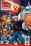 Cover for Marvel Mangaverse (Marvel, 2002 series) #1