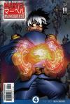 Cover for Marvel Mangaverse (Marvel, 2002 series) #4