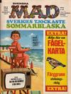 Cover for Mad (Williams Förlags AB, 1960 series) #6/1971