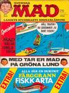 Cover for Mad (Williams Förlags AB, 1960 series) #3/1972