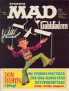Cover for Mad (Williams Förlags AB, 1960 series) #1/1973