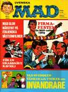 Cover for Mad (Williams Förlags AB, 1960 series) #4/1973