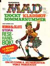 Cover for Mad (Williams Förlags AB, 1960 series) #5/1973