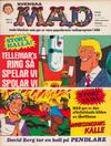 Cover for Mad (Williams Förlags AB, 1960 series) #7/1973