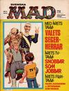 Cover for Mad (Semic, 1976 series) #6/1976