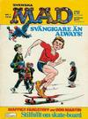 Cover for Mad (Semic, 1976 series) #7/1978