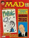 Cover for Mad (Semic, 1976 series) #9/1978