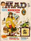 Cover for Mad (Semic, 1976 series) #2/1980