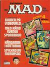 Cover for Mad (Semic, 1976 series) #2/1981