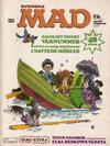 Cover for Mad (Semic, 1976 series) #3/1981