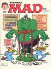 Cover for Mad (Semic, 1976 series) #8/1981