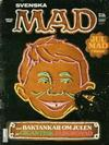 Cover for Mad (Semic, 1976 series) #10/1981