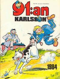 Cover Thumbnail for 91:an Karlsson [julalbum] (Semic, 1981 series) #1984