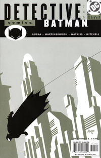 Cover Thumbnail for Detective Comics (DC, 1937 series) #745 [Direct Sales]
