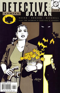 Cover Thumbnail for Detective Comics (DC, 1937 series) #747 [Direct Sales]