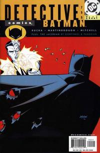 Cover Thumbnail for Detective Comics (DC, 1937 series) #755 [Direct Sales]