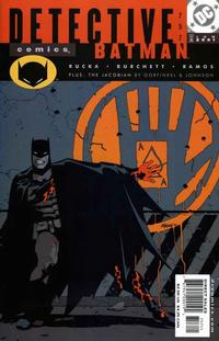 Cover Thumbnail for Detective Comics (DC, 1937 series) #757