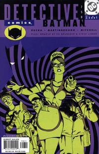 Cover Thumbnail for Detective Comics (DC, 1937 series) #758 [Direct Sales]