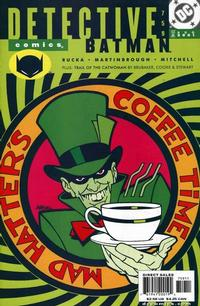 Cover Thumbnail for Detective Comics (DC, 1937 series) #759 [Direct Sales]